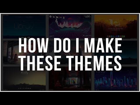 How to Make Windows Themes