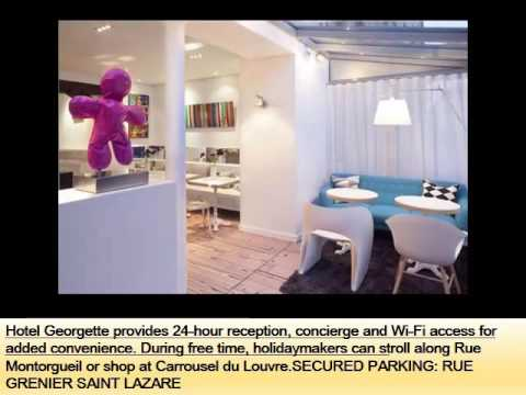 Hotel Georgette | Picture Collection And Info Of Paris Hotel