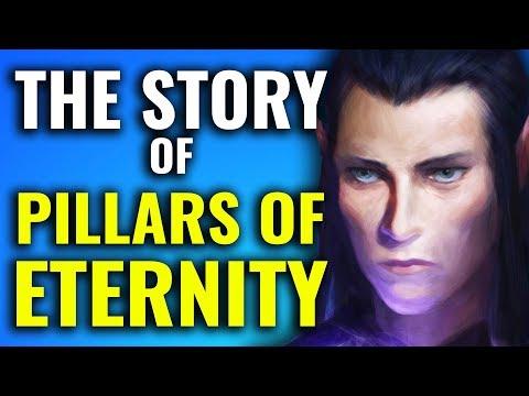 Simplified Story of Pillars of Eternity