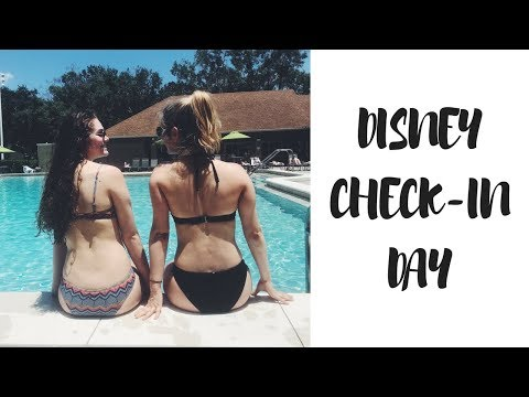 Disney Check-In Day | Disney CEP 2018