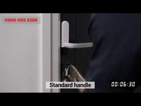 Lock Lock Handle Demo video https://www.helplocks.com