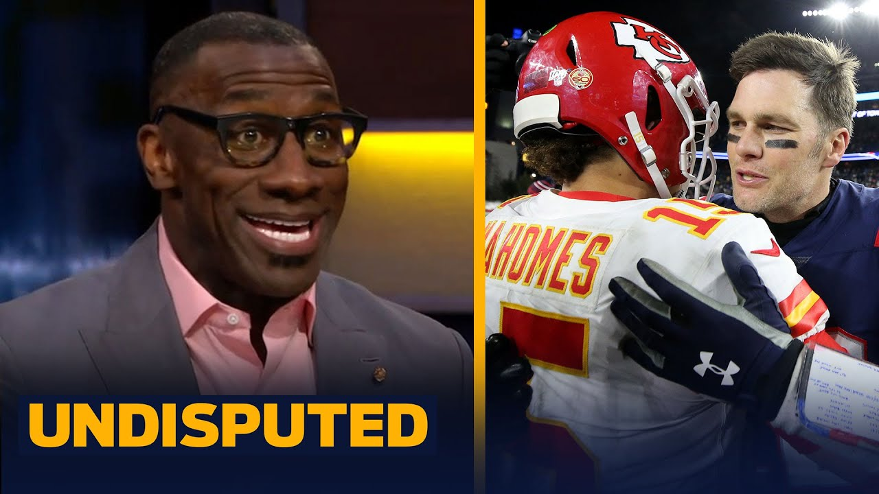 Is Brady vs Mahomes equal to MJ facing LeBron in Finals? — Skip & Shannon discuss | NFL | UNDISPUTED