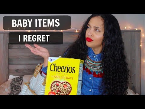 BABY PRODUCTS I REGRET BUYING! 👶🏽