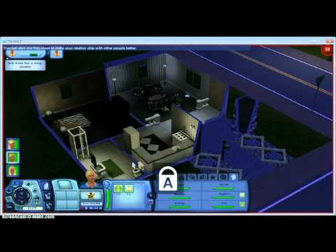 Sims 3 Cheats. How to put up your needs.