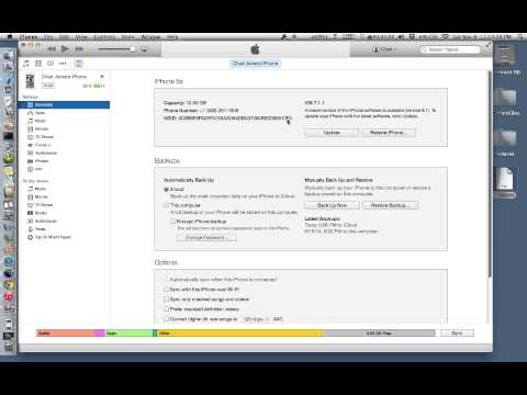 Getting the UDID of your iOS device with iTunes 12.0
