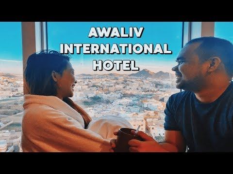 AWALIV INTERNATIONAL HOTEL : TAIF DAY 2 | Jay Viola