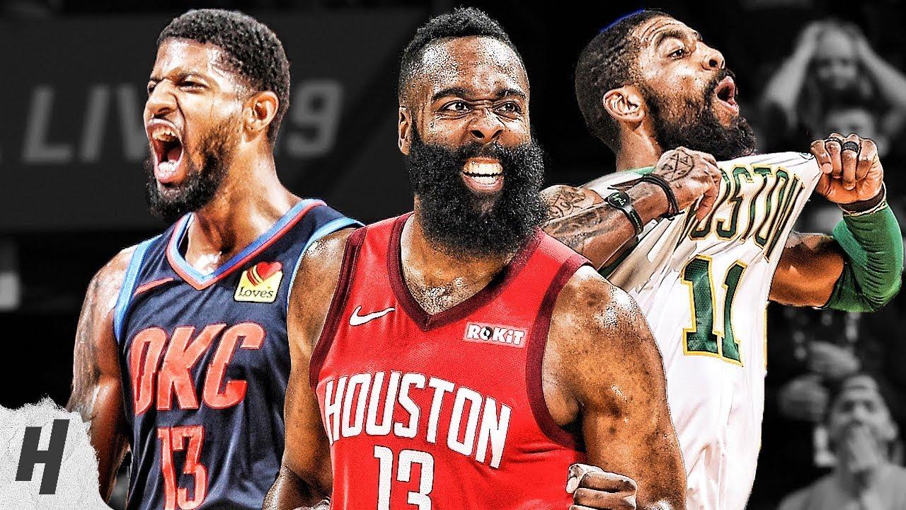 BEST Game Winners, Buzzer Beaters, Clutch Plays of the 2018-19 NBA Regular Season