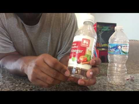 How to remove rust from screws the easy way with vinegar