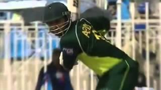 Shahid Afridi 80(58) - India v Pakistan 2nd ODI at Rawalpindi 2004