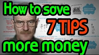 7 Psychological Money Saving Tricks - How to Save More Money Each Month!