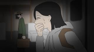 True Creepy Classmate Horror Story Animated
