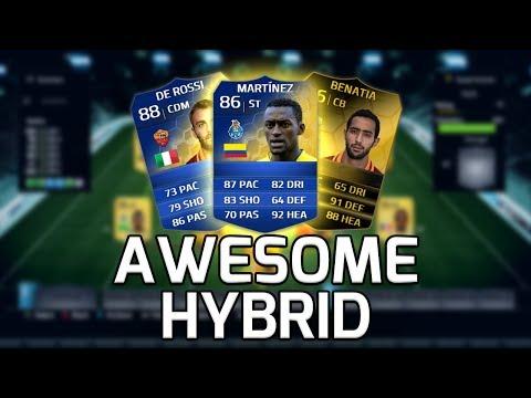 FIFA 14 - 500k Awesome Hybrid Team Ft. TOTS Martinez, De Rossi & SIF Benatia - Squad Builder #37