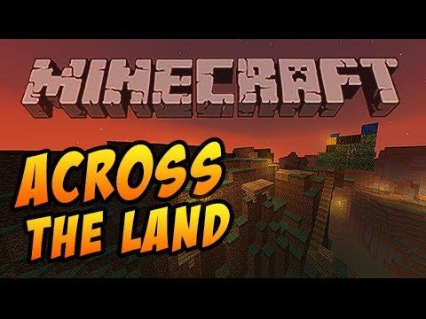 Minecraft Parkour - Across the Land