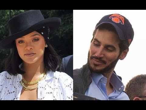 Rihanna And Her Billionaire Boyfriend Might've Broken Up