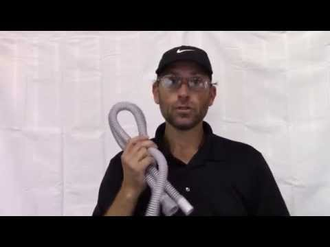 How to clean CPAP tubing