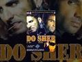 Do Sher (1994) दो शेर │Full Movie Dubbed In Punjabi│Akshay Kumar, Sunil Shetty