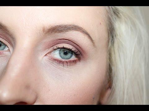 Melt cosmetics dark matter makeup tutorial xoxo