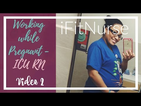 Working in Nursing While Pregnant: My Experience