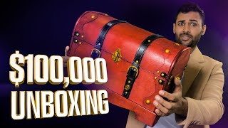 The $100,000 Smartphone Unboxing.