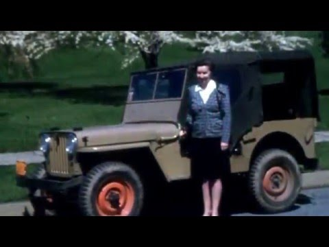 A Tribute Video For All Those Who Know What It Means....Jeep!