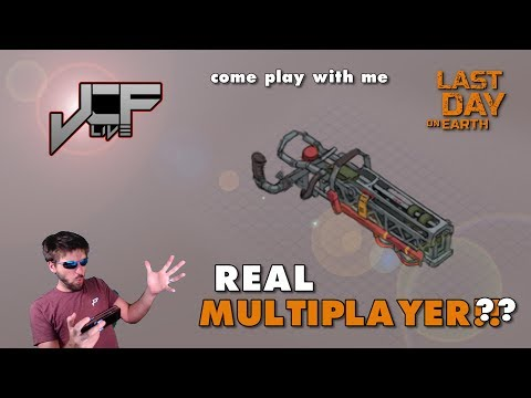 REAL MULTIPLAYER CO-OP!? (Live Event)
