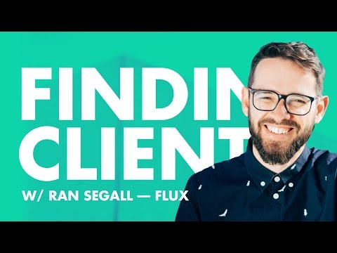 How to Find Clients that Value Design