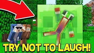 THE FUNNIEST MINECRAFT DO NOT LAUGH!
