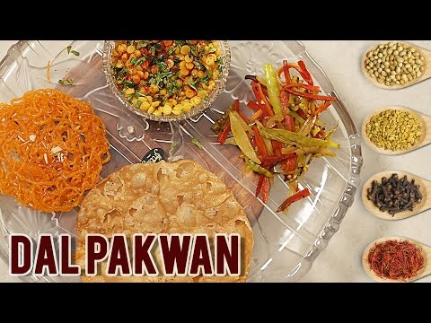 Dal Pakwan | How To Make Dal Pakwan | Sindhi Recipe | Indian Breakfast Recipe  by Priya Jham | Video