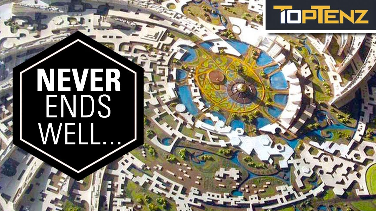 Top 10 Experimental Towns and Communes