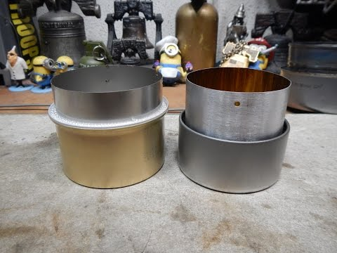 Un boxing my new ''Fancee Feest'' and ''SuperLite'' Alcohol Stoves
