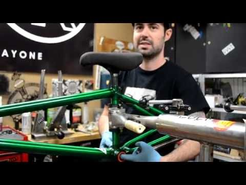HOW TO INSTALL A BMX MID BOTTOM BRACKET