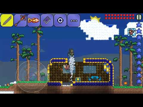 How to get Harpy wings in terraria Android