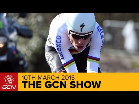 Paris-Nice, Strade Bianche, CIRC + GMBN - The GCN Show Ep. 113