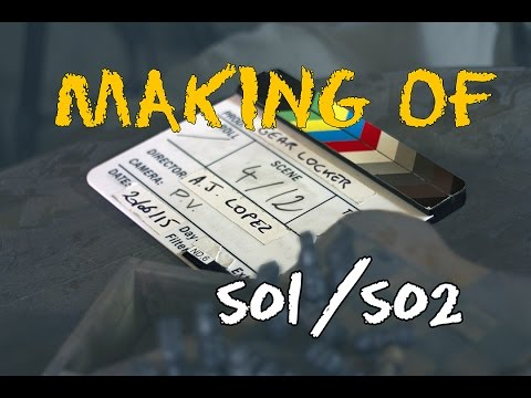 Making of S01 & S02 (airsoft) - ENG Sub