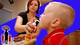 Download Mother Learns that Putting Soap in Kid's Mouth is not Right | Supernanny Video