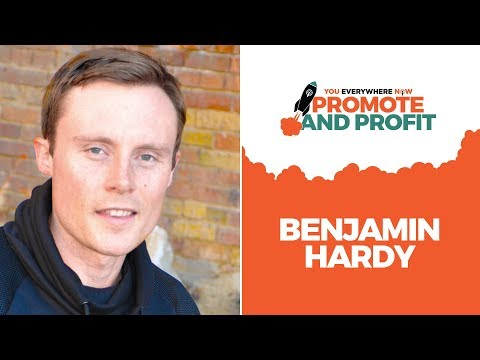 See Ben Hardy Live at Promote and Profit