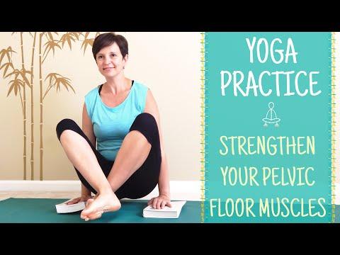 Yoga version of kegel exercises for men and women