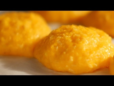 The Cheesy Sweet Potato Balls Everyone's Dying To Try