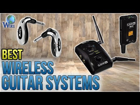 10 Best Wireless Guitar Systems 2018