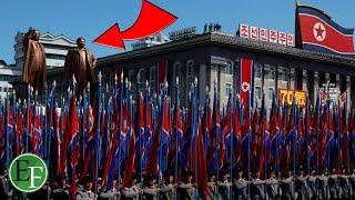 أمور لا تحدث إلا في كوريا الشمالية لن تستطيع حتى تصديقها