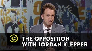 The Opposition w/ Jordan Klepper - Locker Room Talk - Powerful Men Are Living in Fear