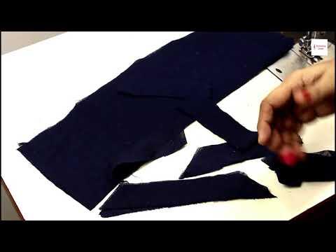 कटिंग के बचे हुए कपड़ो से बनाये ये सुन्दर ड्रेस , Best use of waste, Frock Cutting and Stitching