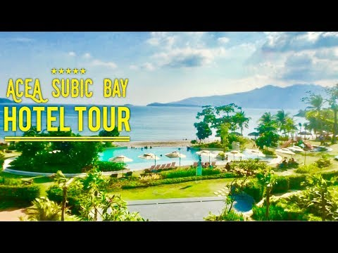 ACEA Subic Bay Hotel Tour: Superior Room, Beach, Pool, Restaurant, Gym