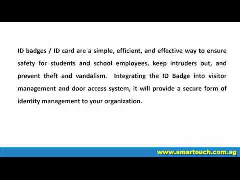 Access Control System : Badge Card Introduction (MIFARE, RFID, Touch N Go)