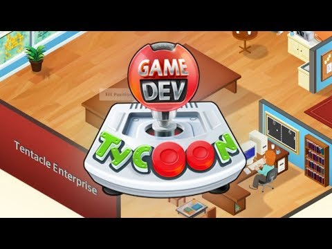 GAME DEV TYCOON Mobile iOS Gameplay Video | Starting my own Game Company