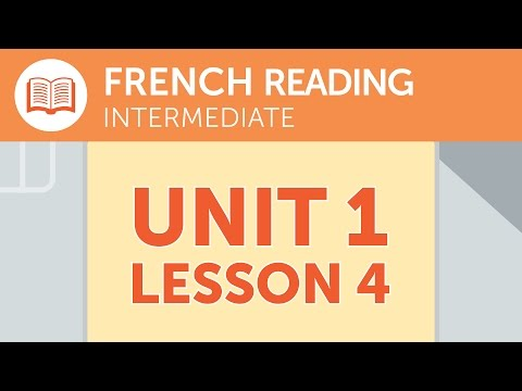 Intermediate French Reading - Reading French Job Postings