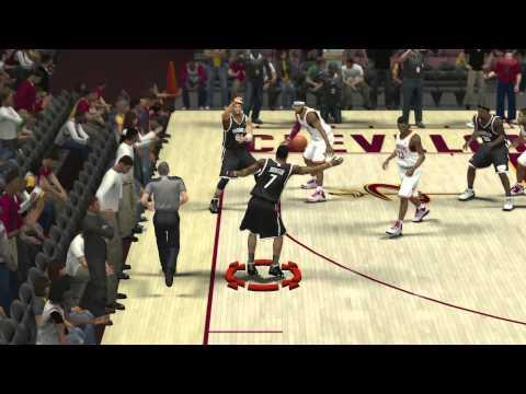 NBA 2k14 momentum?