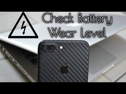 How To Check Battery Wear Level On Any iPhone & MacBook | Battery Replacement Needed Or Not?