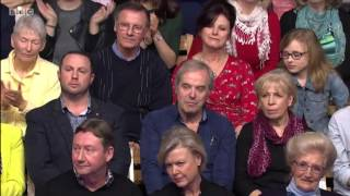 Diane Abbott avoids answering the question on Question Time