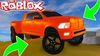 THIS TRUCK IS INSANE! (Roblox Vehicle Simulator) #7
